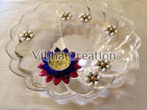 Decorative Floating Diya