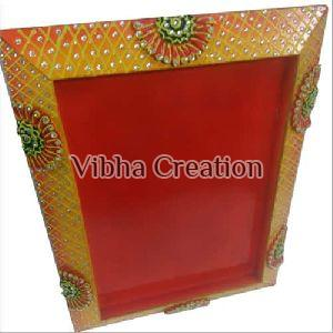 Fancy Saree Packing Tray