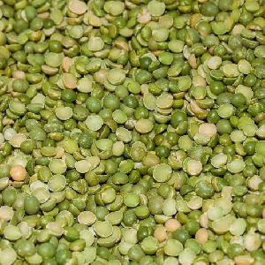 Split Green Lentil