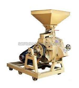 Semi Automatic Flour Mill Machine 01