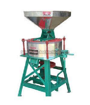 Semi Automatic Flour Mill Machine 03