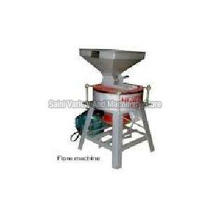 Semi Automatic Flour Mill Machine 04