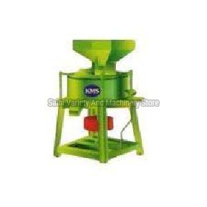 Semi Automatic Flour Mill Machine 05