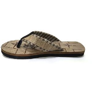 Mens Fancy Printed Slipper