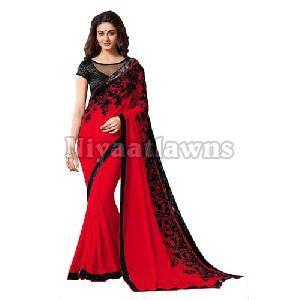 Modern Ladies Saree