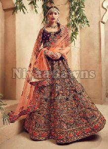 Rich Looks Exclusive Bridal Lehenga