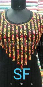 Stylish Semi Stitched Ladies Suit