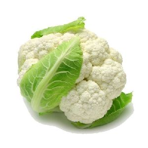 Fresh Organic Cauliflower