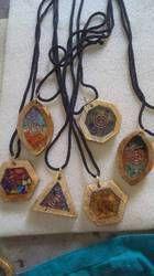 Orgone Wooden Pendant