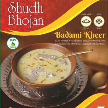 Badami Kheer