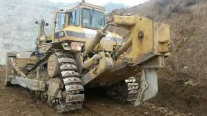 Earth Moving Equipment Scrap Buying Service