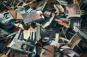 Industrial Scrap Buying Service