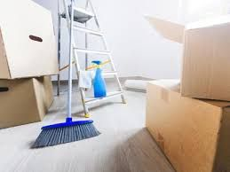 Move in Move Out Cleaning Service