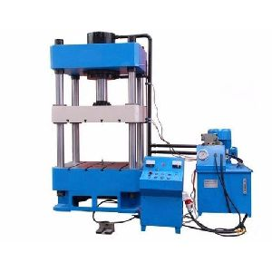 Horizontal Hydraulic Press Machine