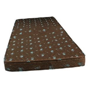 Brown Single Bed Mattress