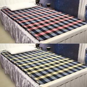 Checkered Single Bed Mattress