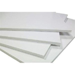 White Pillow Foam Sheets
