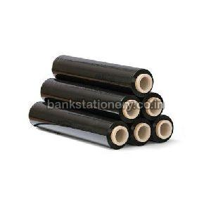Black Stretch Film Rolls