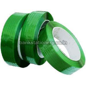 Green Strapping Rolls