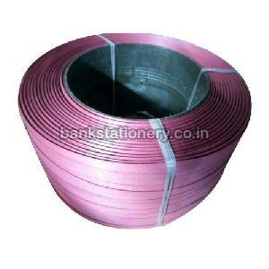 Pink Strapping Rolls
