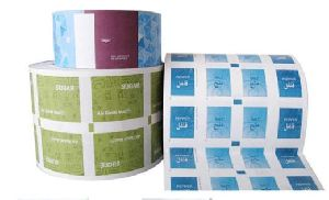 140 GSM Multi Coated Printed Paper Roll