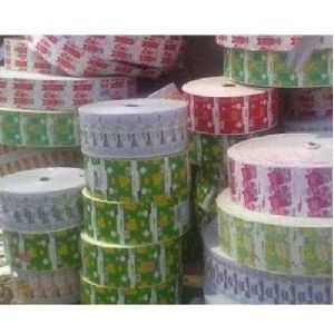 180 GSM Multi Coated Printed Paper Roll