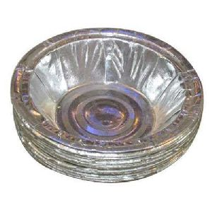 Silver Laminated Bowl