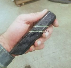 Horn Knife Handle