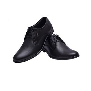 Black Leather Shoes