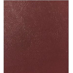 Brown Plain Leather