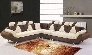 Designer Leather Sofa