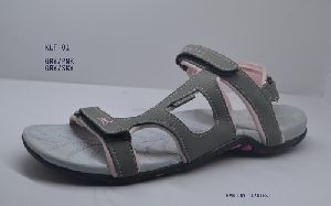 Womens Multi Colour Sports Sandal