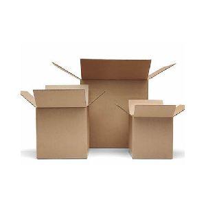 Vegetable Cardboard box