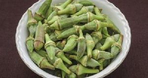 Dehydrated Okra