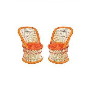 Orange Mudda Chair 02