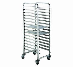 Get Enquiry of this Product  *Remark: STAINLESS STEEL TROLLEYS