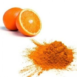 Orange Flavored Powder