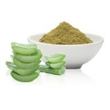 organic aloe vera powder