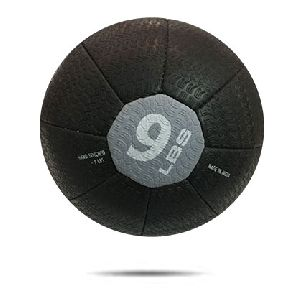 Medicine ball 9 lb weight