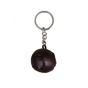 Promotional vintage football keyring