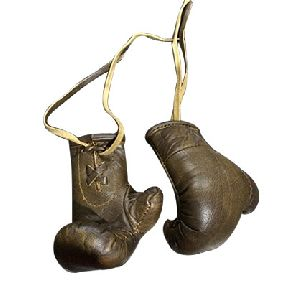 Vintage Mini Boxing Gloves