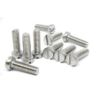 SS Pan Head Screw