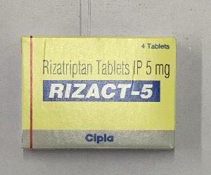 5mg Rizatriptan Tablets