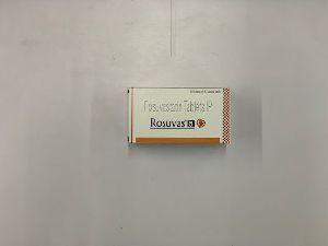 5mg Rosuvastatin Tablets