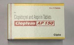 AP 150 Clopidogrel and Aspirin Tablets