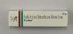 Fusidic Acid and Betamethasone Valerate Cream