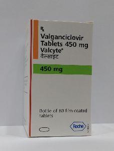 Valganciclovir Tablets