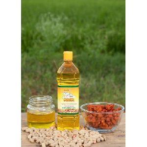 200 Ml Wood Pressed Groundnut Oil