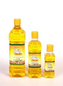 Pure Wood Pressed Groundnut Oil