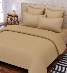 Beige Bed Sheets